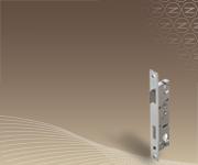 Jobbos és balos ajtóban is használható portálzárak standard és rozsdamentes acél előlappal.