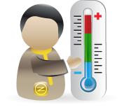 adott külső hőmérsékleten üzembiztos