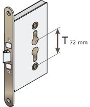 72 mm tengelytáv