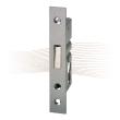 BASI ES-987 másod bevéső zár, 30mm kulcsközép /24