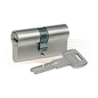 BASI CX6 DC 30x30 double cylinder lock, 5 keys