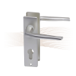 BASI ZB 4000 standard fitting BK, H-H 38-45/72, alu F1