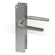 BASI ZB 4100 standard fitting BK, H-H 38-45/72, alu F1