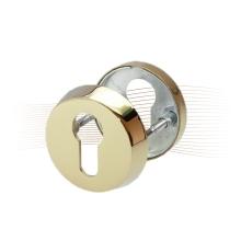 BASI SR350 biztonsági cilinder rozetta, acél, rézszínű PZ 12mm