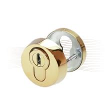BASI SR350 ZA biztonsági cilinder rozetta,acél, rézszínű PZ 8-15mm