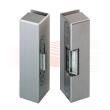EFFEFF 9314VGL-9 glass door electric strike 12V DC eE universal