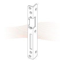 EFFEFF 069 iW3 standard hajlított előlap balos arany