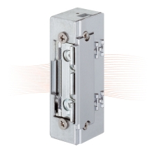 EFFEFF 136.53 elengedő zár, zárfogadó 12V DC univerzális ProFix 2