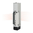EFFEFF 914U-09 glass door electric strike 12/24V DC eE universal