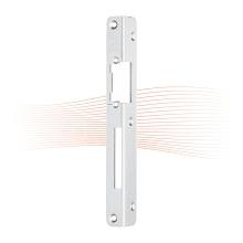 EFFEFF 277 iW standard hajlított előlap balos rozsdamentes acél