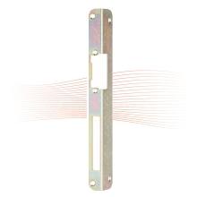 EFFEFF 421 iW standard hajlított előlap balos krómsárga