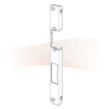 EFFEFF 513 iW standard hajlított előlap balos rozsdamentes acél
