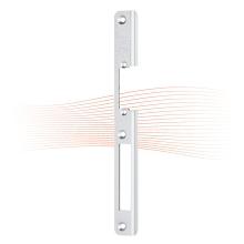EFFEFF 542 iW standard hajlított előlap balos rozsdamentes acél