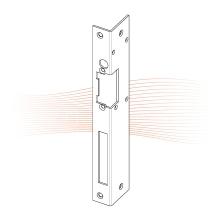 EFFEFF 063 iW standard hajlított előlap balos cink