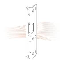 EFFEFF 451 iW standard hajlított előlap balos arany