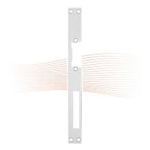 EFFEFF 283 HZ standard lapos előlap univerzális szürke
