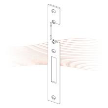 EFFEFF 358 HZ standard lapos előlap univerzális cink