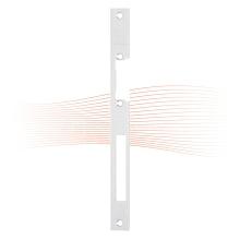 EFFEFF 434 HZ standard lapos előlap univerzális rozsdamentes acél