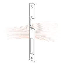 EFFEFF 443 HZ standard lapos előlap univerzális rozsdamentes acél