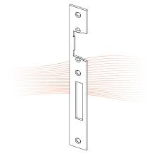 EFFEFF 769 HZ standard lapos előlap univerzális cink