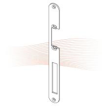 EFFEFF 186 HZ_fix standard lapos előlap balos szürke