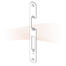EFFEFF 909 HZ_fix standard lapos előlap balos cink