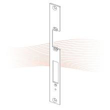 EFFEFF 054 HZ_fix standard lapos előlap balos szürke