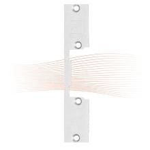 EFFEFF 096 kl rövid lapos előlap univerzális szürke