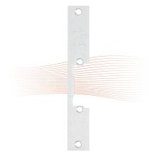 EFFEFF 120 kl rövid lapos előlap univerzális szürke