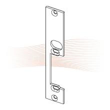 EFFEFF 150 kl rövid lapos előlap balos rozsdamentes acél