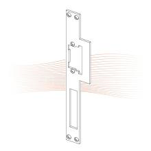 EFFEFF 521 Lap ProFix 1 standard előlap univerzális rozsdamentes acél