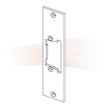 EFFEFF 522 kF ProFix 1 rövid előlap univerzális rozsdamentes acél