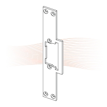 EFFEFF 524 Lap ProFix 1 rövid előlap univerzális rozsdamentes acél
