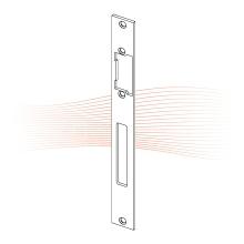 EFFEFF 691 ProFix 2 standard előlap univerzális rozsdamentes acél