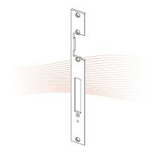 EFFEFF 711 ProFix 2 standard előlap univerzális rozsdamentes acél