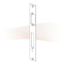 EFFEFF 712 ProFix 2 standard előlap univerzális rozsdamentes acél