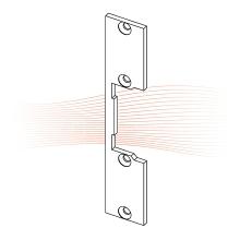 EFFEFF 689 ProFix 2 rövid előlap univerzális rozsdamentes acél