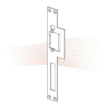 EFFEFF 166 Lap standard lapos nyelvvezetős előlap balos rozsdamentes acél