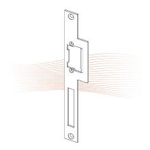 EFFEFF 310 Lap standard lapos nyelvvezetős előlap balos rozsdamentes acél