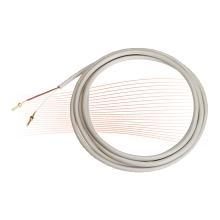 EFFEFF 760-150 kábel 118-as elengedő zár, zárfogadóhoz, 1,5 m hosszú