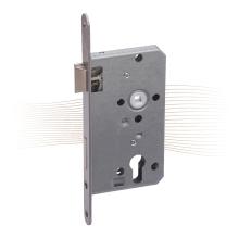 BASI ES-932 bevéső zár DIN jobbos, PZ szögletes előlappal 235/24