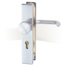 BASI SB 5000 SK1 biztonsági zárpajzs, G-K 38-44/12/72, szögletes rozsdamentes acél