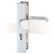 BASI SB 5000 SK1 biztonsági zárpajzs húzólappal, G-K 38-44/12/72, szögletes rozsdamentes acél