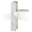 BASI SB 5000 SK2 security fitting, K-H 38-44/12/72, angled natural alu
