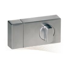 BASI KS 500 másodzár, Basi AS zárbetéttel (KZ), ezüst