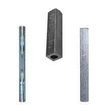 BASI osztott kilincstengely pánikzárhoz 8-9 2 x 60 mm (120)