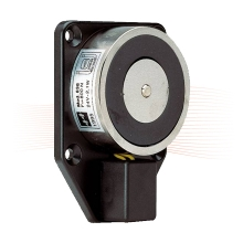 EFFEFF 837A ajtótartó elektromágnes 300N, rejtett csatlakozó