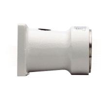 EFFEFF 838IGW ajtótartó elektromágnes 800N, alu ház, fal 60 mm