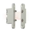 EFFEFF 10305LA 2 csapos áramátvivő, rögzítőlemezekkel
