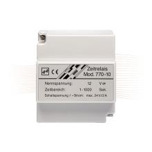 EFFEFF 770-10 időrelé, 24V AC/DC